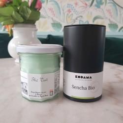 Thé vert & Thé vert