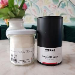 Orchidée Blanche & Thé Noir
